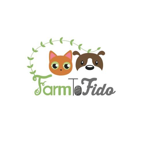 Logo - Farm To Fido - 2