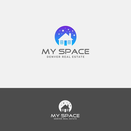 Logo concept for My space