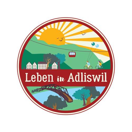 Logo for Leben in Adliswil