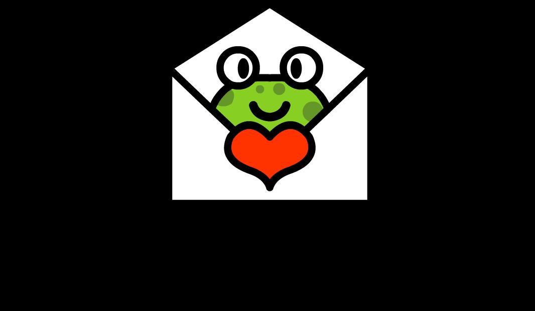 Polliwog Post needs a new playful logo
