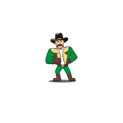 ranger mascot