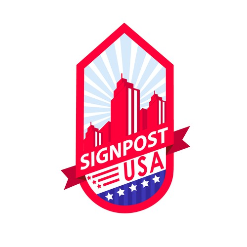 Logo for Signpost USA