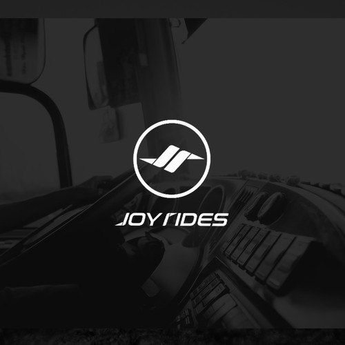 "Logo for ""JoyRides"""