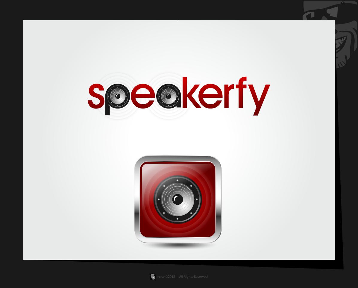 logo for Speakerfy