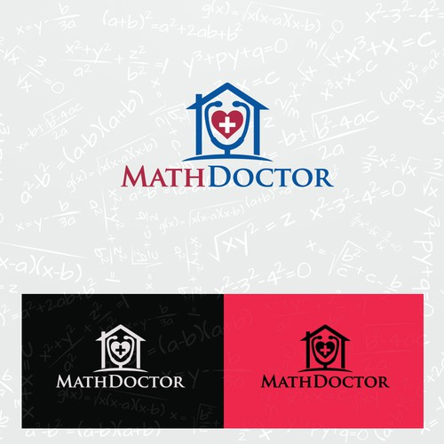 Logo for Math Doctor