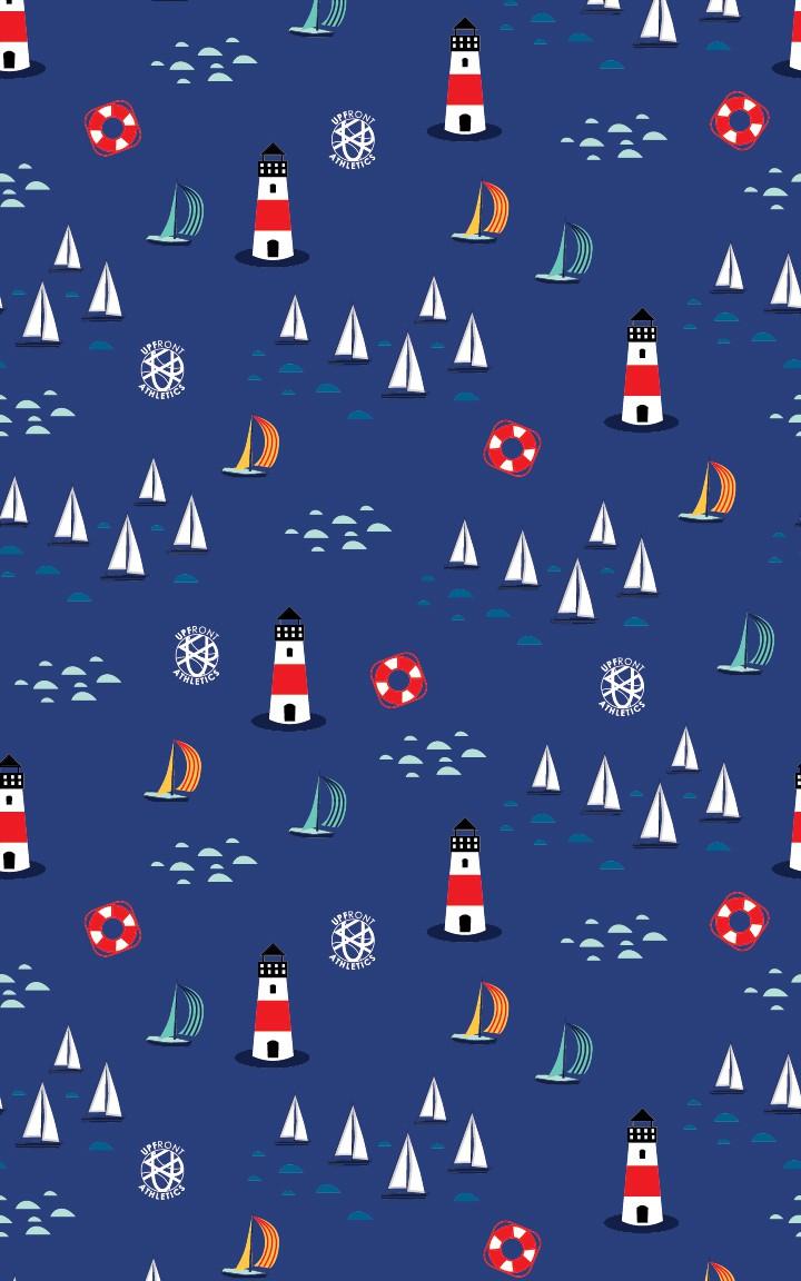 Fabric Design for Nantucket Race Week