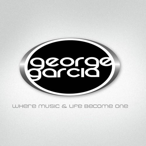 bold logo for record label | DJ