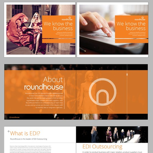 Roundhouse Inc - booklet