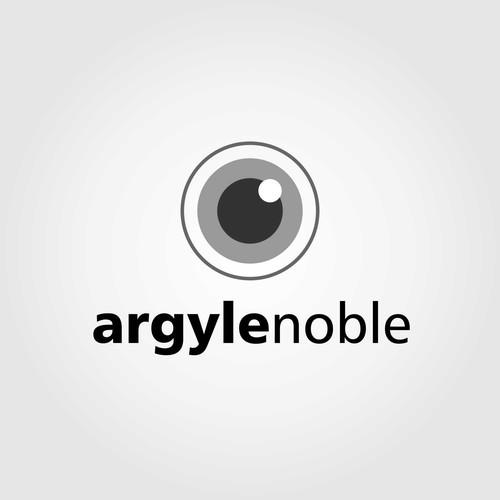 Logo concept for Argyle Noble Photography