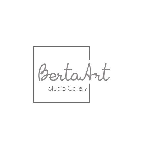 Logo para galeria de arte