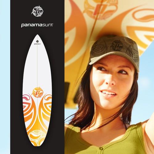 Logo for New Surf Shop