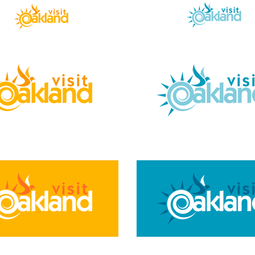 California's Coolest City Needs Sizzling Logo