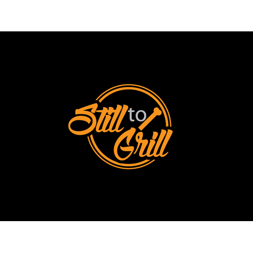 Still to Grill Logo Design