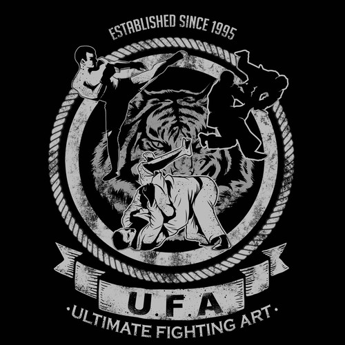 Ultimate Fighting Art Contest