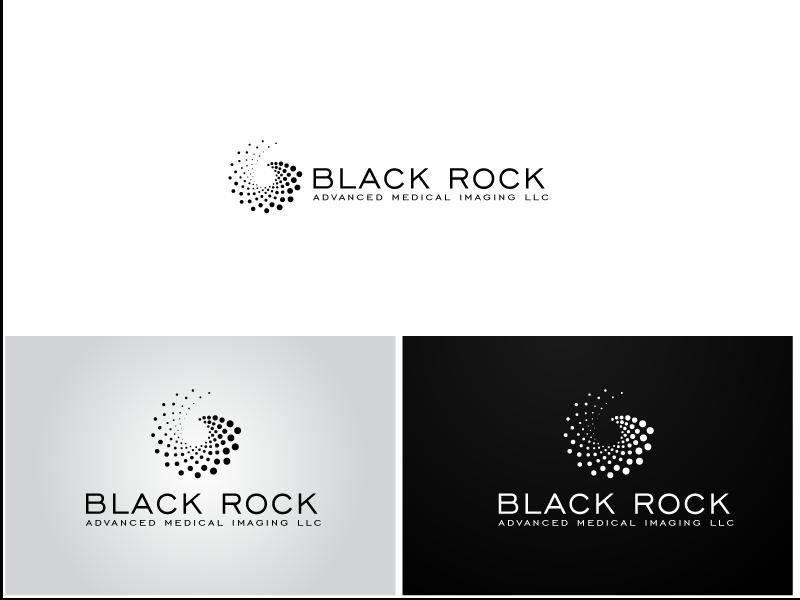 Create the next logo for Black Rock Advanced Medical Imaging LLC