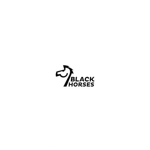 Logo concept for men's athlete clothes
