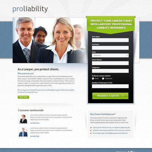 Design for Proliability