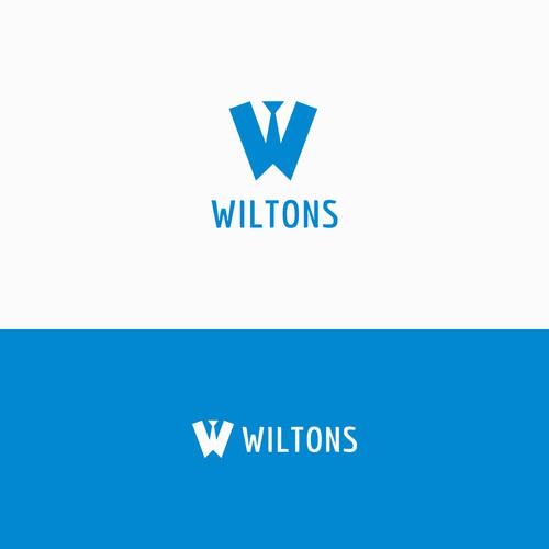 Wiltons Logo Design