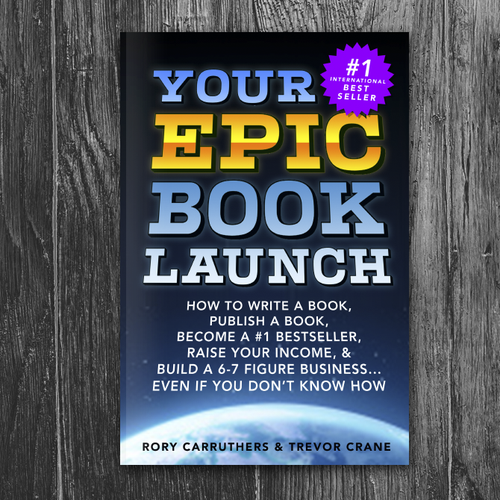 Your Epic Book Launch book cover
