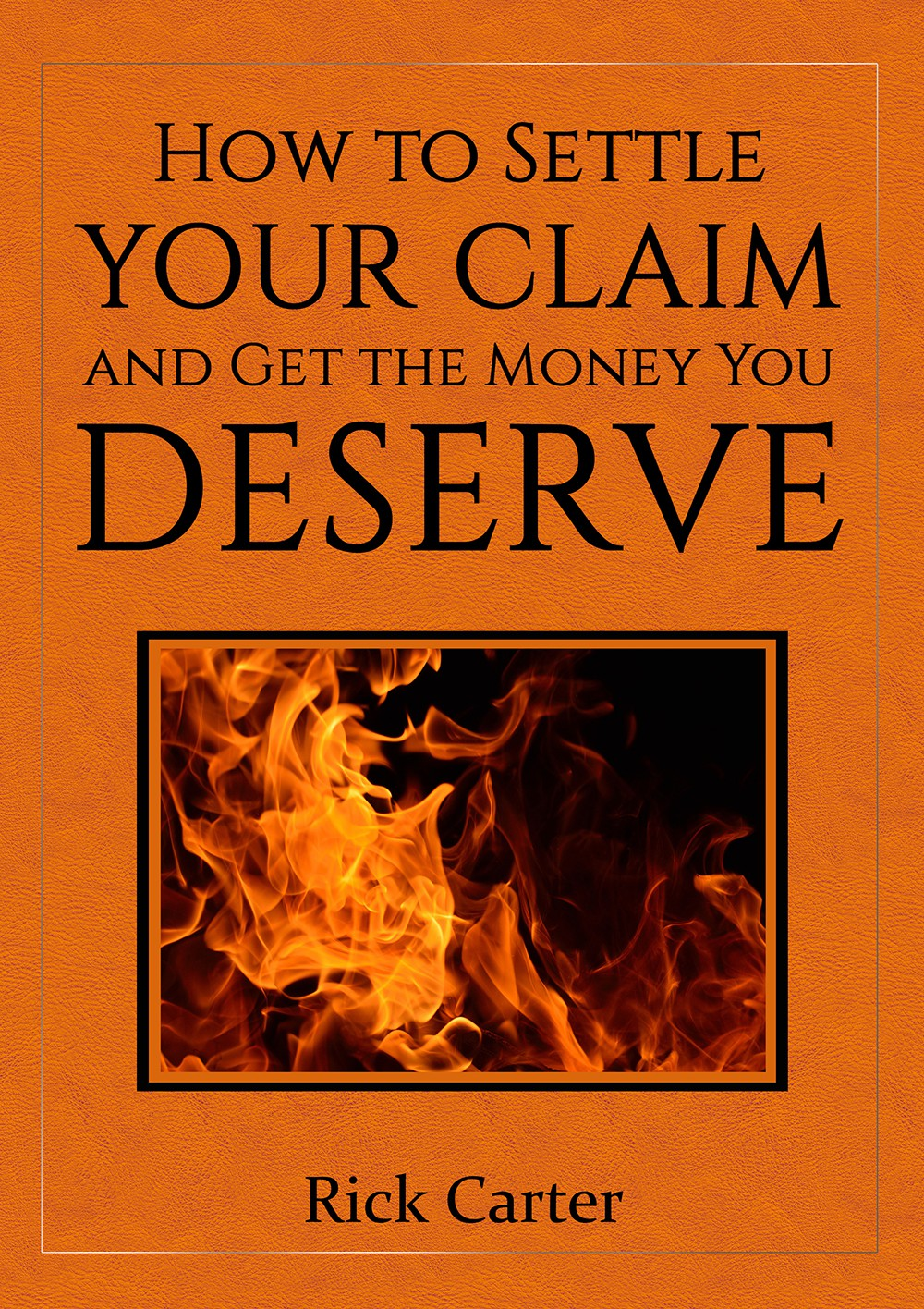 Be a HERO to people and families in need. .  Book: How to Settle Your Claim and Get the Money You Deserve