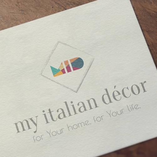 My italian decor