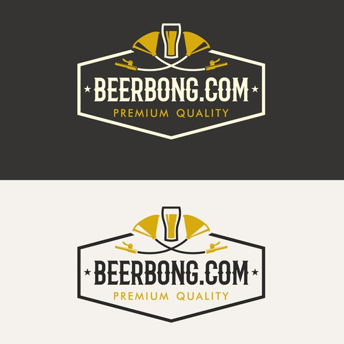 Logo for Beerbong