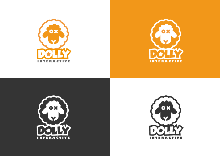 Company logo for a mobile gaming company