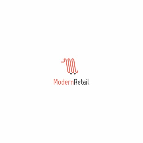 logo concept for modern retail