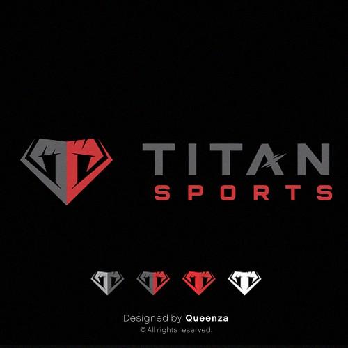 Bold sport logo