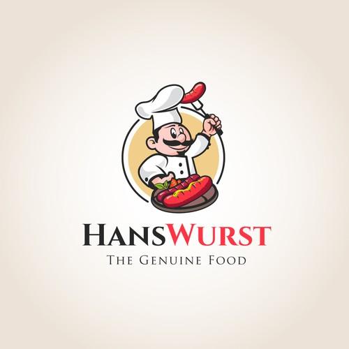 HansWurst Logo