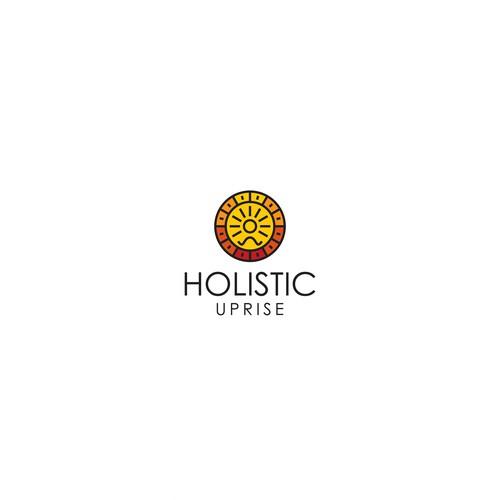 Logo for medical company