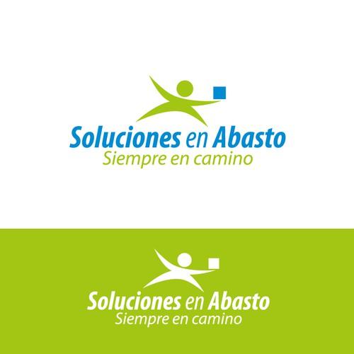 Logo empresa de abastos
