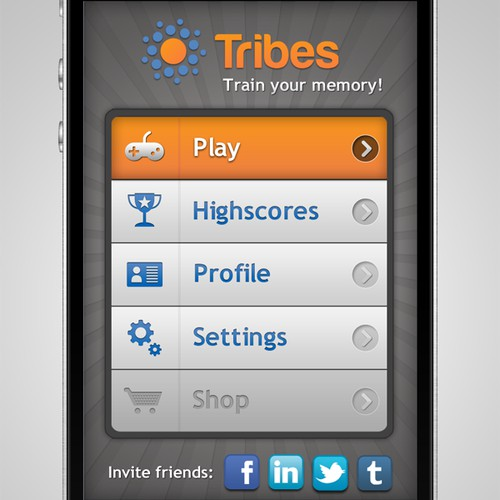 Tribes needs a mobile app design!