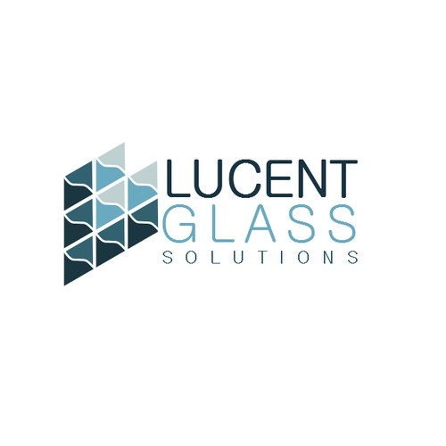 logo for Lucent Glass Solutions