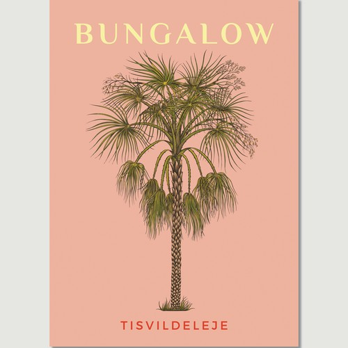 Logo-Poster for Bungalow Market