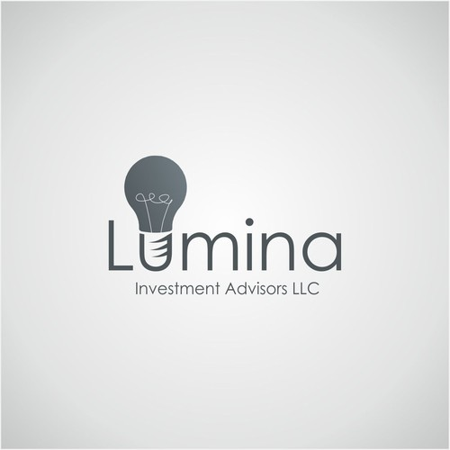 Help Lumina Investment Advisors LLC with a new logo