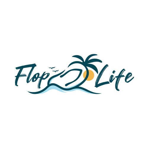 Smart Logo for Flip flop product