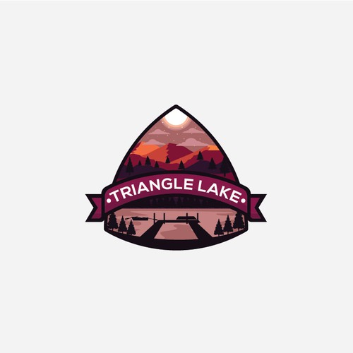 Triangle Lake