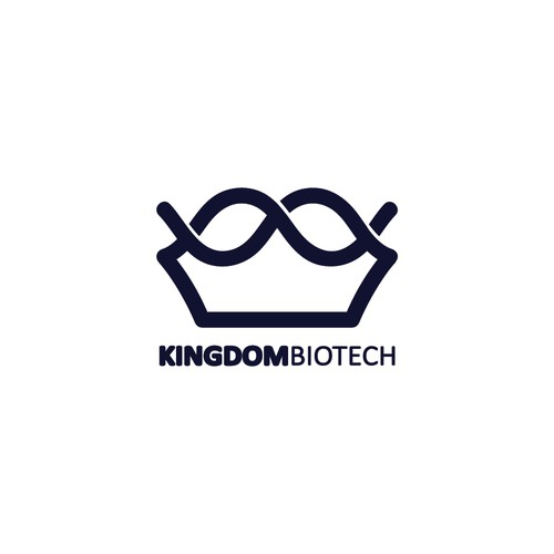 Create a logo and business card for Kingdom Biotechnologies