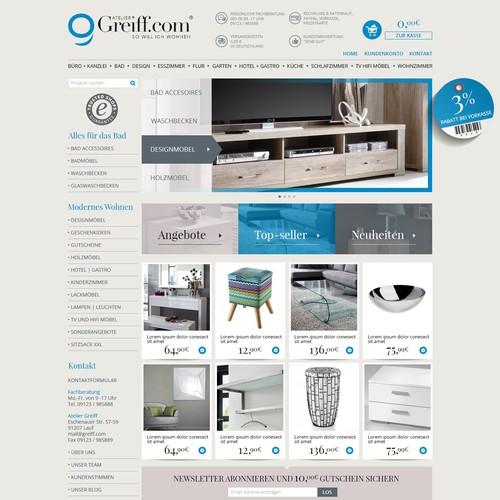 Online Decoration Shop
