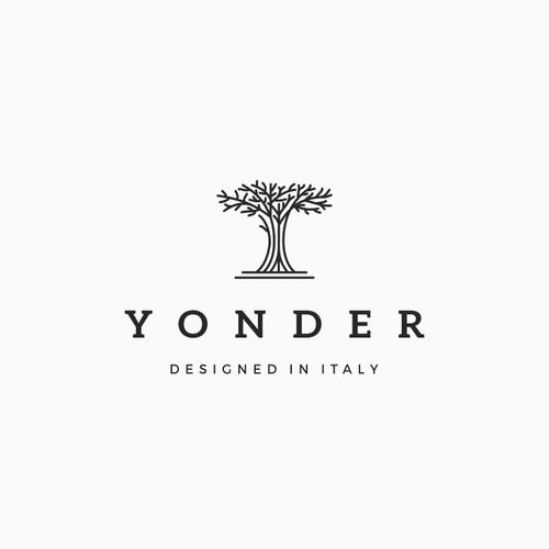 Logo for outdoor brand.