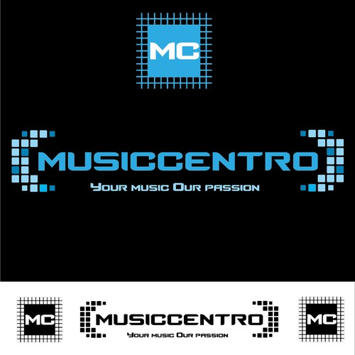 Musiccentro.com needs a new logo