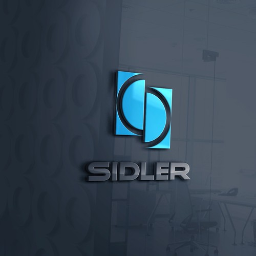 SIDLER Logo for Cabinets