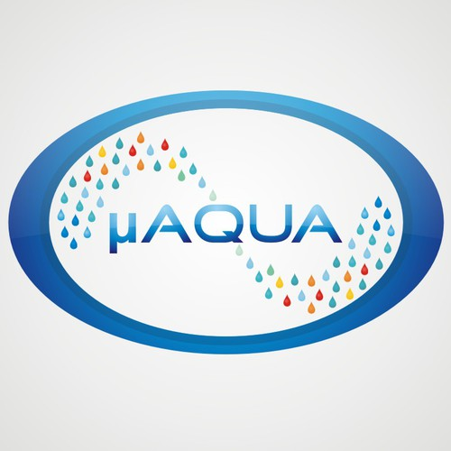 μAQUA  needs a wonderful logo!