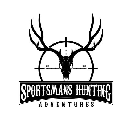 logo for Sportsmans Hunting Adventures