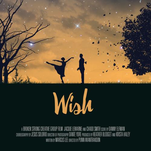 Wish movie poster
