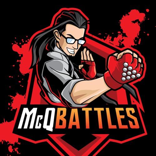 youtube channel logo for mcqbattles