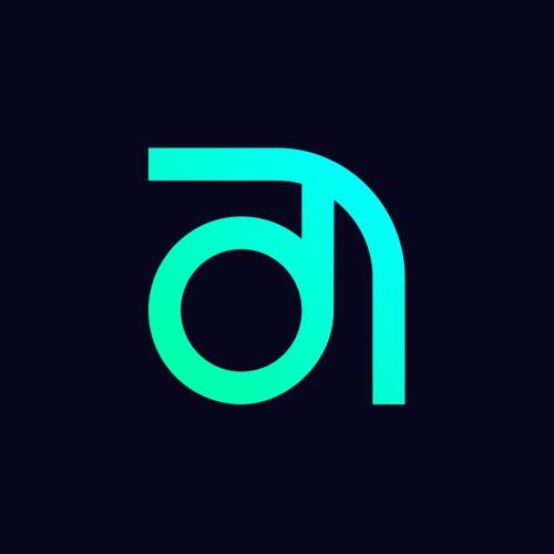 Minimal logo for a web designer