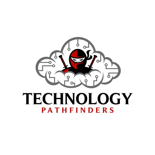 TECHNOLOGY NINJA LOGO