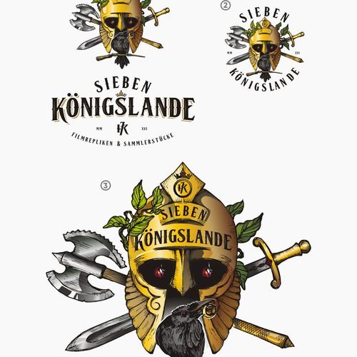logo for SIEBEN KÖNIGSLANDE